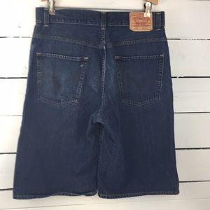 Levi 579 Shorts Size 34